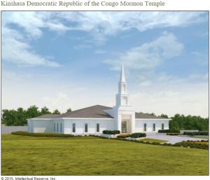 Kinshasa LDS Temple